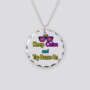 Crown Sunglasses Keep Calm And Tap Dance On Neckla